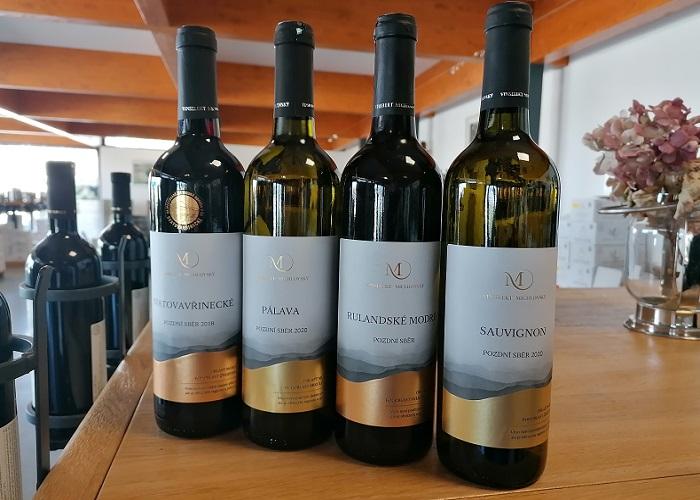 Nové etikety dostala také řada vín pro Lidl, zdroj: Vinselekt Michlovský