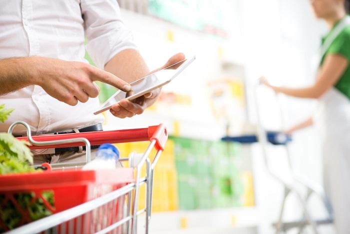 Retail zažívá zrychlenou digitalizaci, zdroj: Shutterstock
