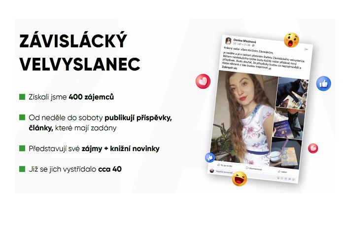 Nyní již má firma okolo 600 zájemců na tvorbu obsahu, zatím se jich vystřídalo zhruba 40, zdroj: Knihy Dobrovský