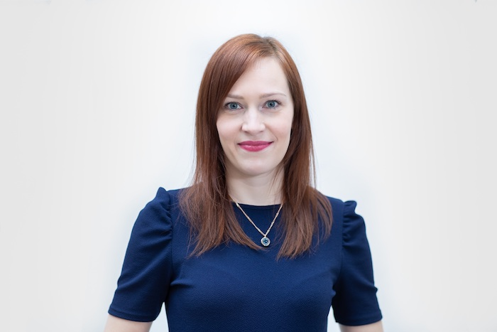 Barbora Peterová, zdroj: ČEZ