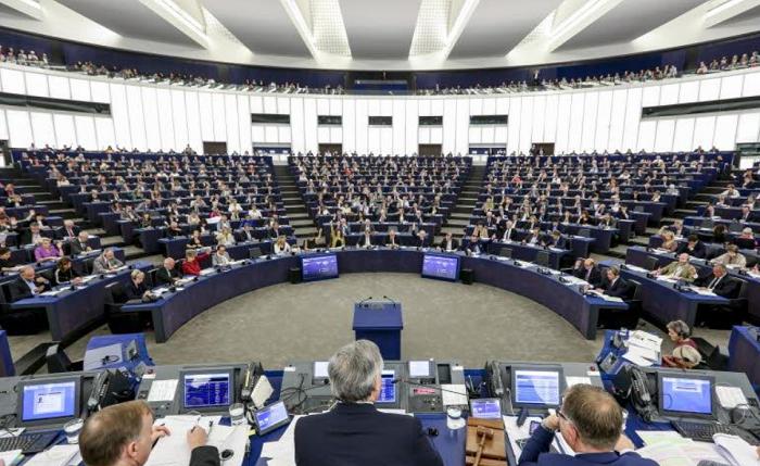Evropský parlament, Foto: EP - Evropská unie 2017