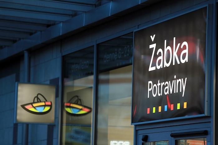 Nové logo prodejní sítě Žabka, zdroj: Tesco