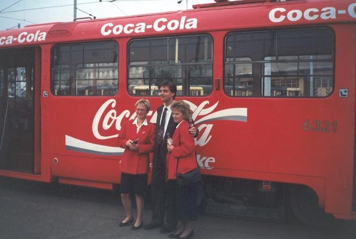 Rok 1994, zdroj: Coca-Cola