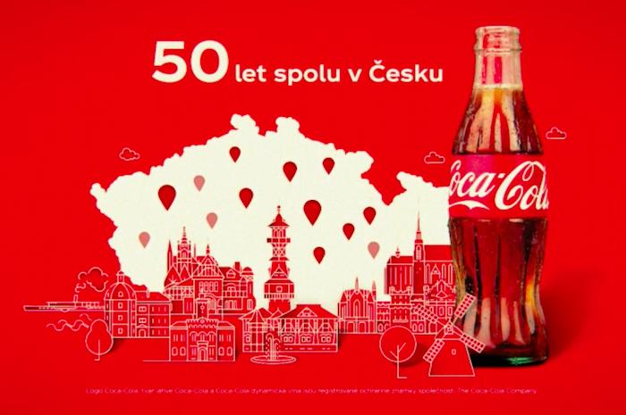 Zdroj: Coca-Cola