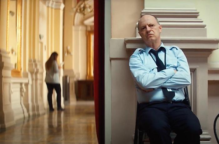 Z nového reklamního spotu Muzeum, zdroj: Kooperativa