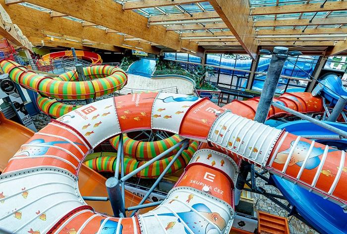 Během uzavření uskutečnil Aquapalace opravy na 80 mil. korun, zdroj: Aquapalace Praha
