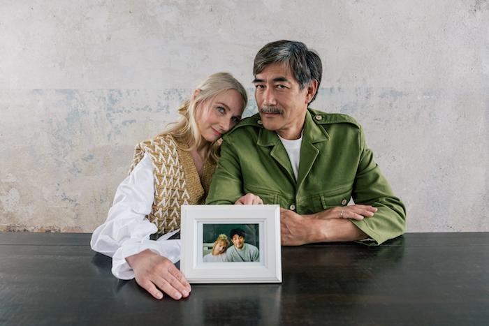 Radana a Mahito Adachi v nové lokální kampani Zalanda, zdroj: Zalando