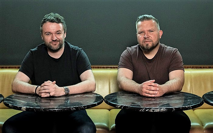 Martin Žufánek a Tomáš Pfanzer, zdroj: Wiseguys