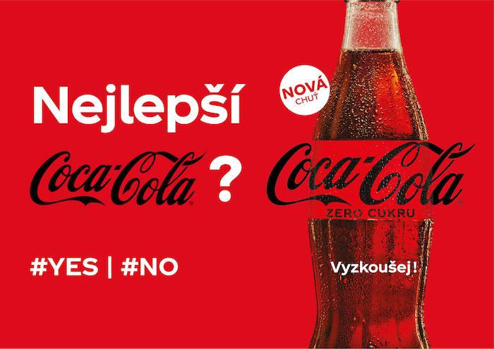 Zdroj: Coca-Cola ČR a SR