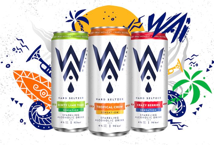 Klíčový vizuál k uvedení značky Wai Moment, zdroj: Pivovary Staropramen
