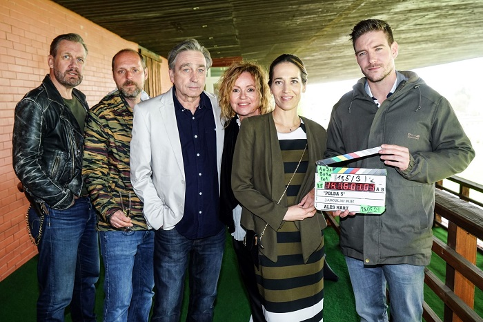 Natáčení páté řady seriálu Polda, zdroj: FTV Prima