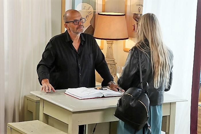 Z natáčení show Prima večeře, zdroj: FTV Prima