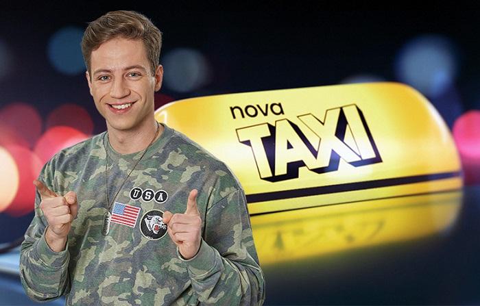 Nova Taxi, foto: TV Nova