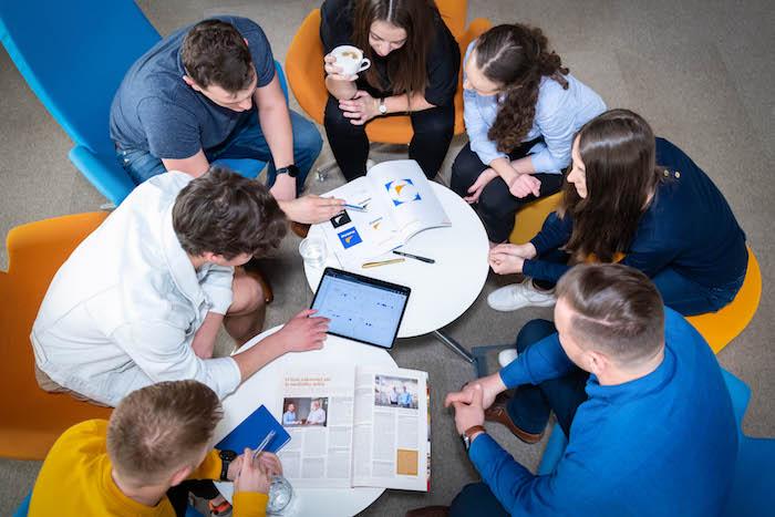 Osm nových lidí rozšířilo projektový tým agentury MarketUp, zdroj: MarketUp.