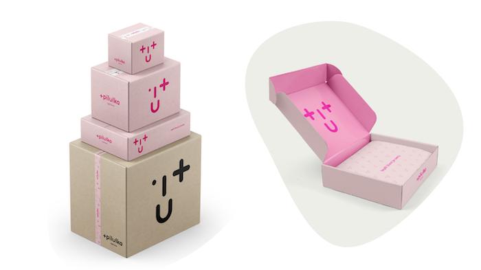 Nové obaly na doručení objednávky, zdroj: Pilulka