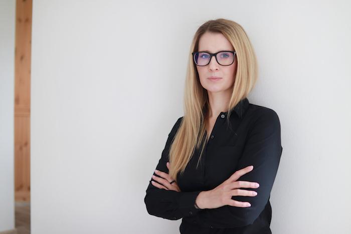 Veronika Boráková, zdroj: Dentsu