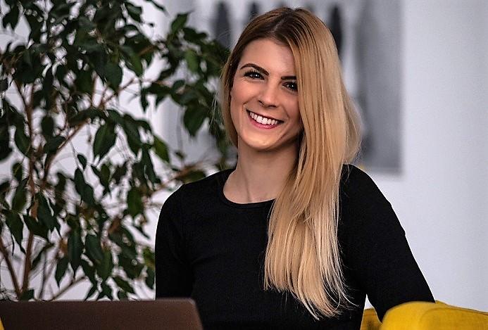 Tereza Kopecká, zdroj: Etnetera