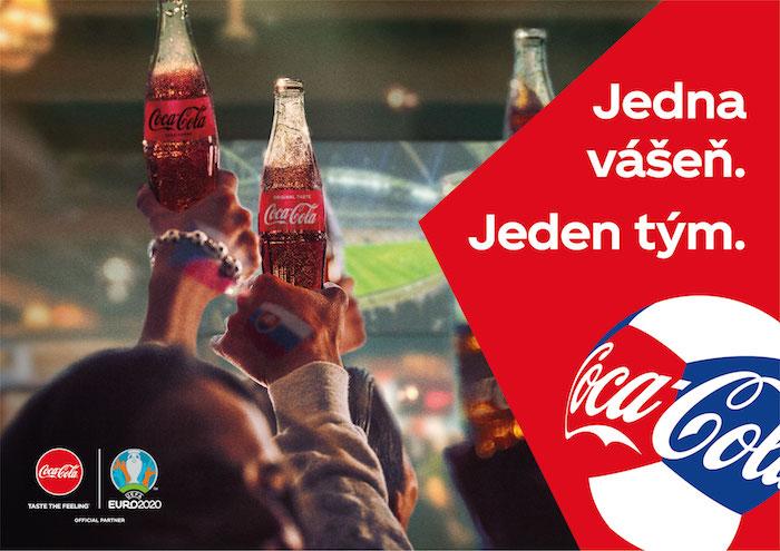 Zdroj: The Coca-Cola Company ČR a SR