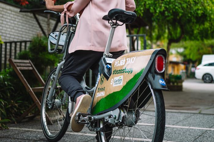 Garden Gourmet se spojuje s Next Bike, zdroj: Nestlé