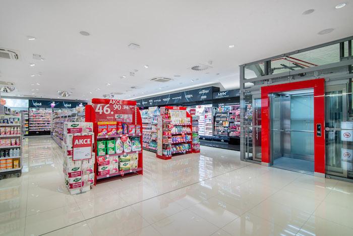 Rossmann otevírá svou první dvoupatrovou prodejnu, zdroj: Rossmann.