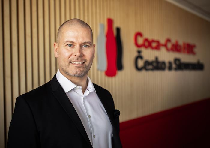 Joonas Mäkilä, zdroj: Coca-Cola HBC
