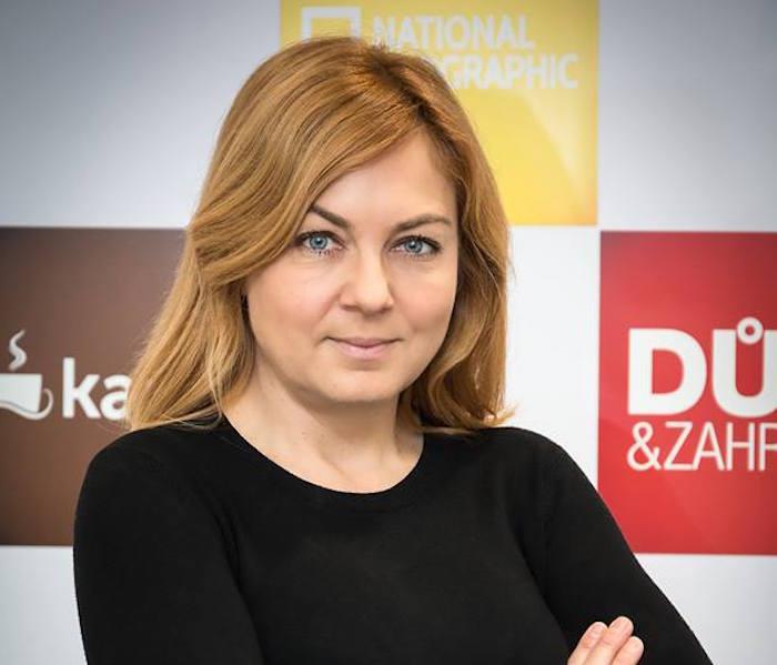 Pavlína Wolfová, foto: VLM