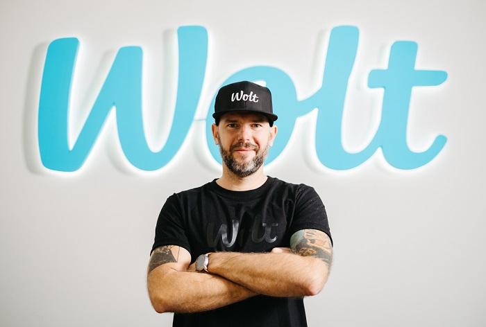 Pozici marketingového manažera Woltu zastává Daniel Blažek od listopadu 2020, zdroj: Wolt.