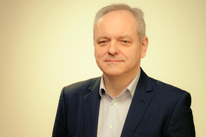 Jiří Šuchman, foto: Khalil Baalbaki, Český rozhlas