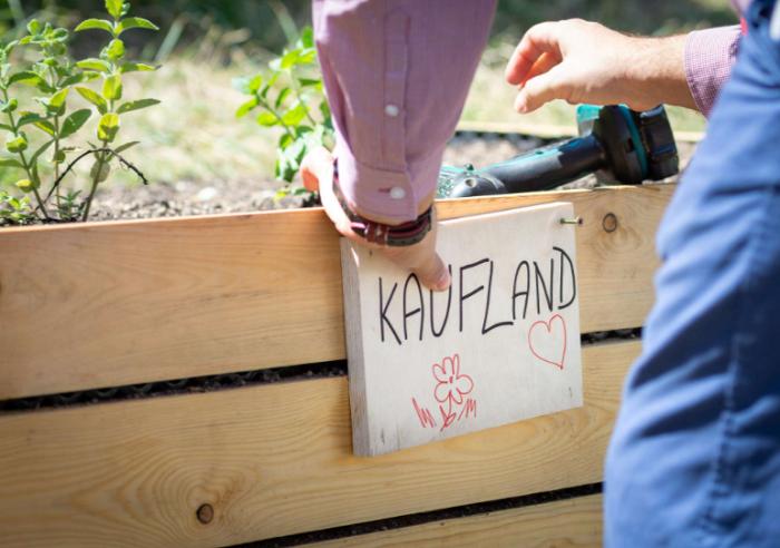 Kaufland provozuje již šest komunitních zahrad, zdroj: Kaufland