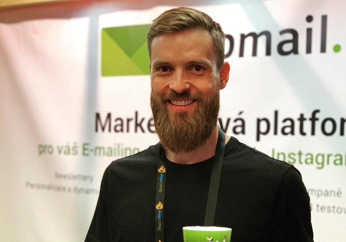 Jakub Stupka, zdroj: Ecomail.cz