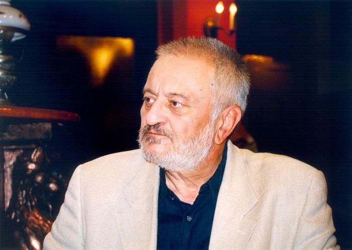 Milan Lasica v pořadu Na plovárně, zdroj: Česká televize