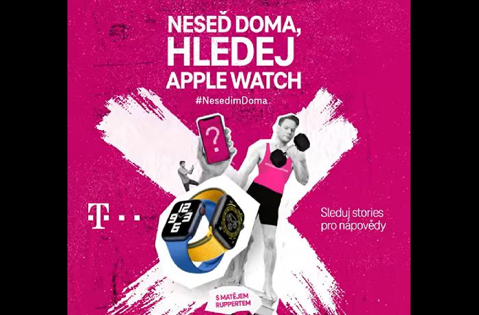 Zpěvák Matěj Ruppert v letní kampani T-Mobile, zdroj: FB T-Mobile