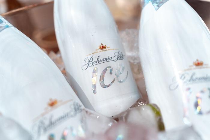 Novinku Bohemia Sekt Ice uvedla firma na trh loni v létě a za první rok prodala milion lahví, zdroj: Bohemia Sekt.