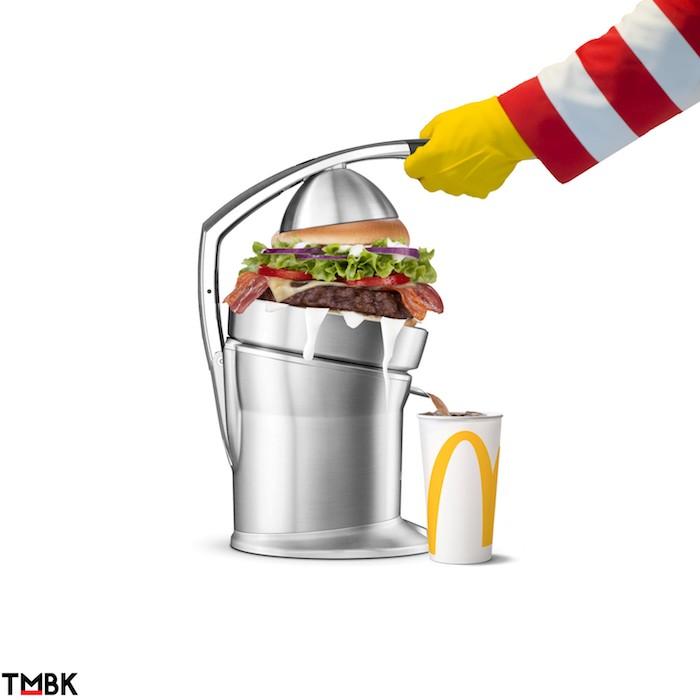 Maestropiece od TMBK, zdroj: McDonald's