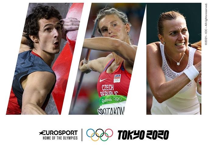 Zdroj: Vodafone, O2 TV, Eurosport