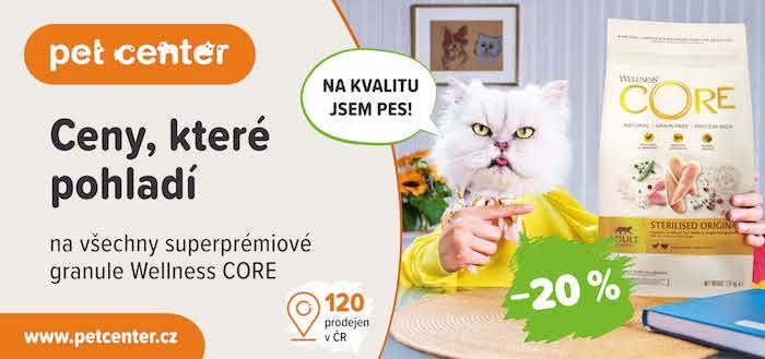 Jeden z klíčových vizuálů aktuální kampaně řetězce PetCenter, zdroj: PetCenter