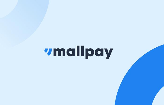 Nové logo vytvořilo česko-dánské designové studio Blackfish, zdroj: Mall Pay.