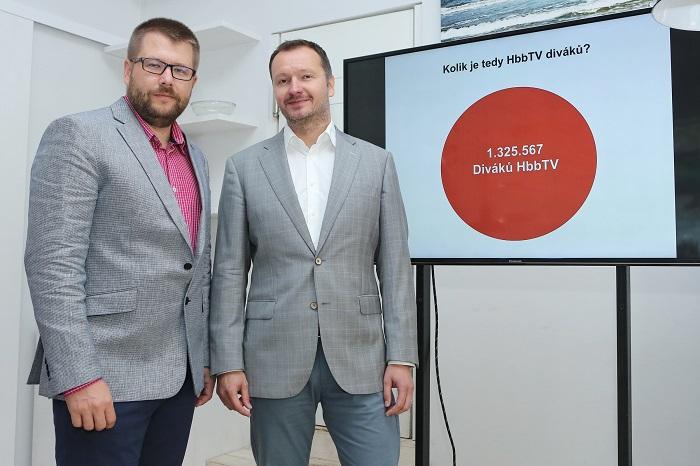 Petr Hatlapatka a Daniel Grunt, foto: FTV Prima