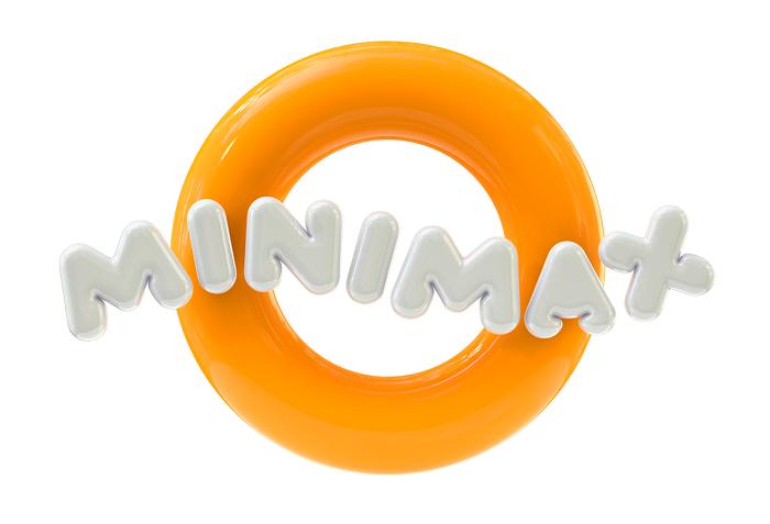 Nové logo stále využívá ikonickou obruč, zdroj Minimax.