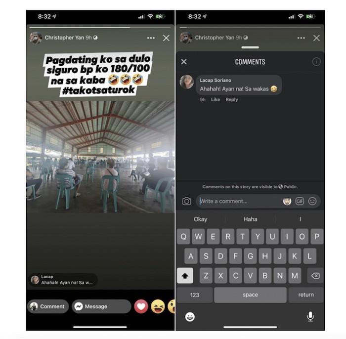 Facebook testuje možnost viditelných komentářů ve Stories pro komunity, zdroj: Facebook.