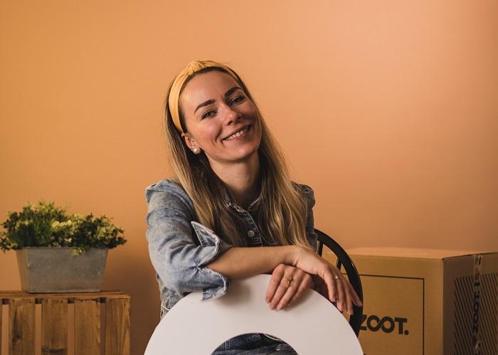 Michaela Mihók do Zootu nastoupila od letošního ledna a vede brand marketingový tým, zdroj: Zoot