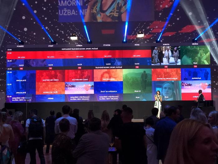Tisková konference TV Nova, zdroj: MediaGuru.cz