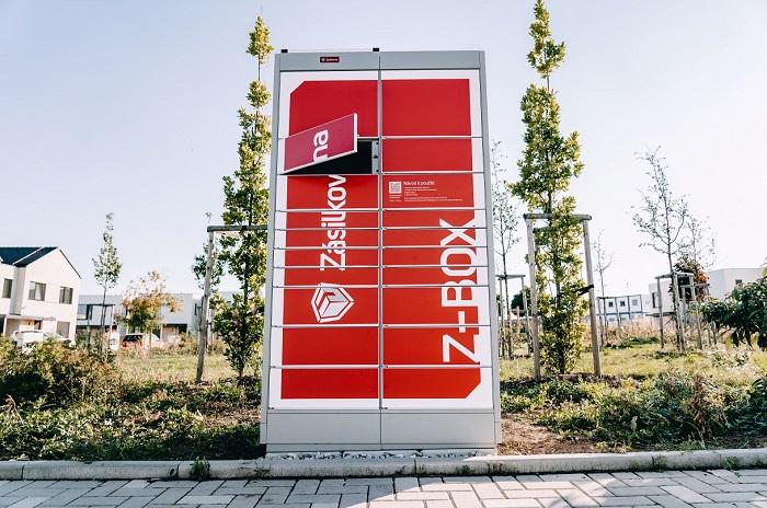 Přes Z-Boxy bude možné do budoucna i zásilky posílat, zdroj: Zásilkovna