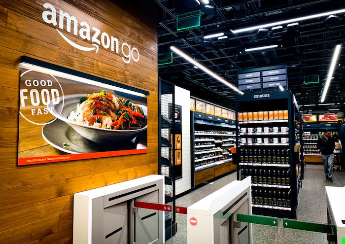 Téměř třetina (32 %) Čechů by ocenila obchody ve stylu Amazon Go, foto: Shutterstock.