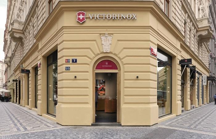 Nový butik v Praze je po loňském otevření ve Vídni, druhým svého druhu v Evropě, zdroj: Victorinox