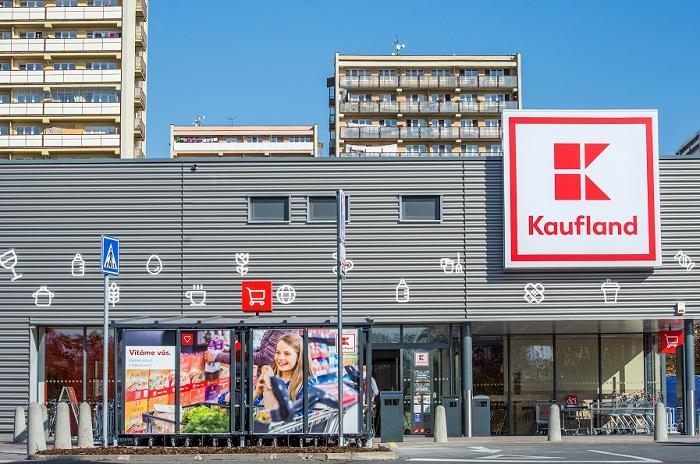 Kaufland letos nově přestavěl dvě prodejny a dvě nové plánuje letos otevřít, zdroj: Kaufland