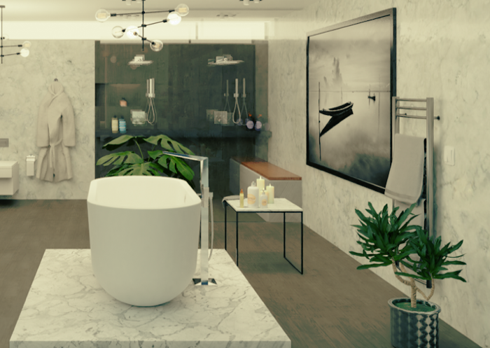 Virtuální showroom Grohe, zdroj: Lixil