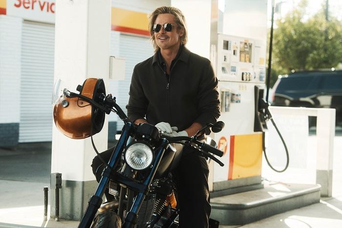 Z nového spotu s Bradem Pittem, zdroj: De'Longhi