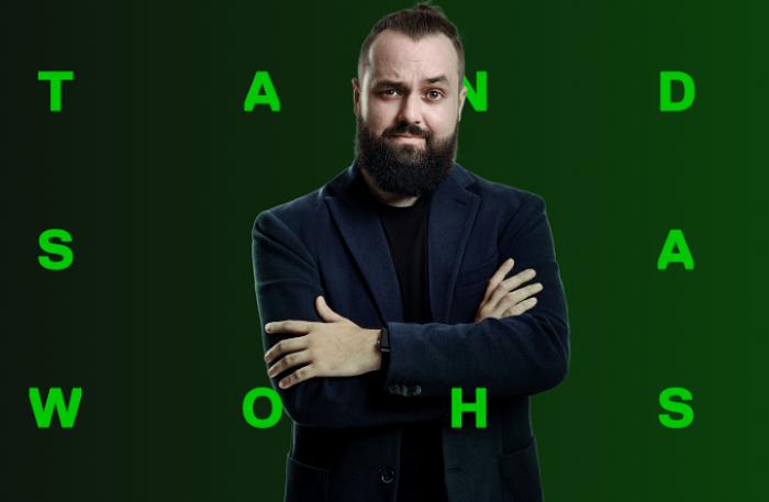 Stanislav Hruška. zdroj: StandaShow, Talk TV