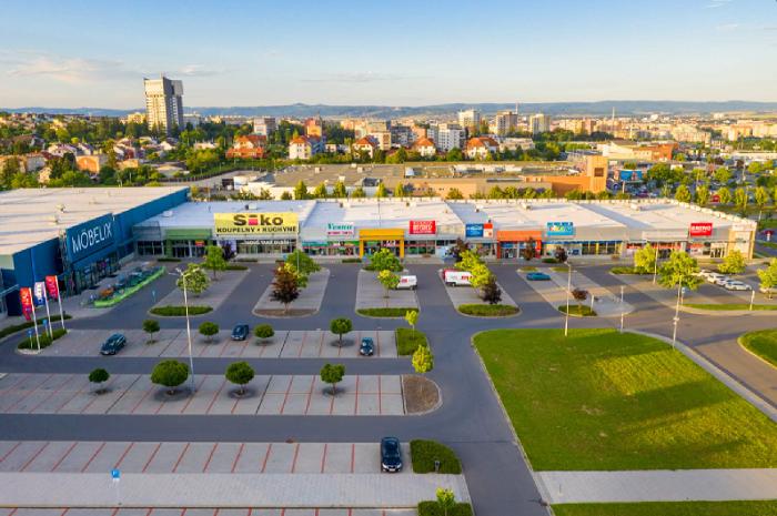 Retail Park Haná je novým přírůstkem do portfolia fondu Trigea, zdroj: NP Haná